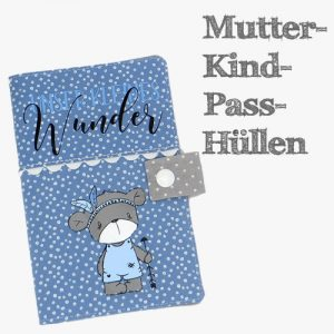 Mutter-Kind-Pass-Hüllen
